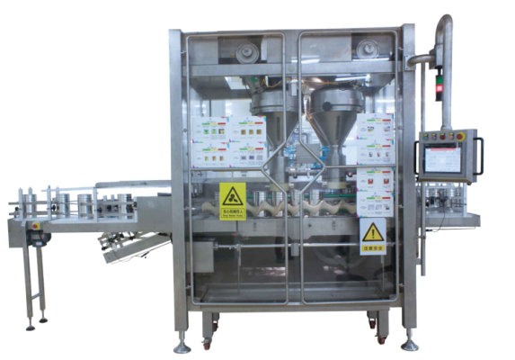 Four-Hopper Powder Filling Machine FPF-150