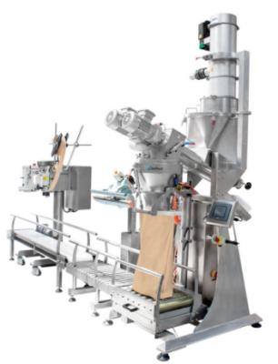 Semi-automatic Big Bag Packer WAF-1050 Production Line