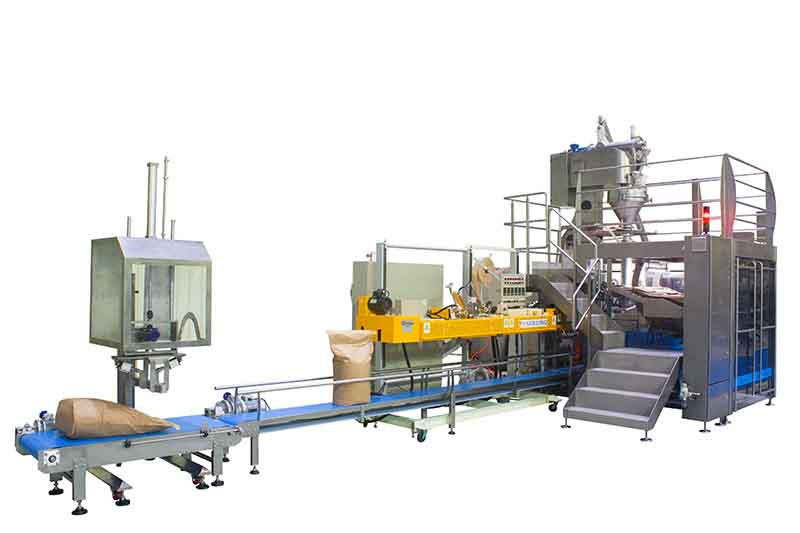 Automatic Big Bag Packing Line