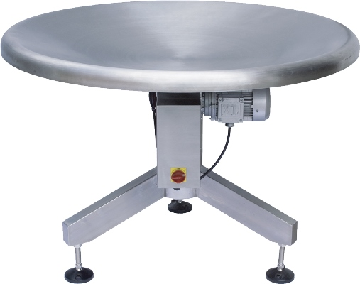 Rotary Collection Table