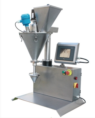 Semi-Auto Auger Dosing Filling Machine SAF-300