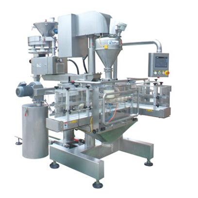 Single-Hopper Powder(Granule)Filling Machine SPF-100C